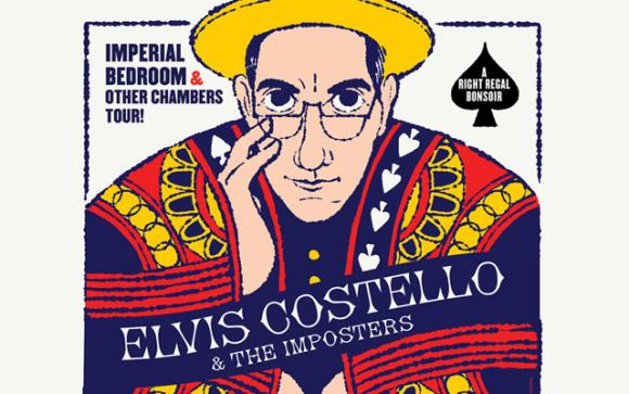 Elvis Costello & The Imposters at Murat Theatre