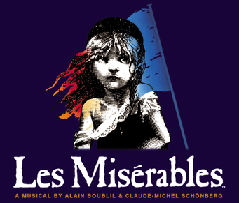 Les Miserables at Murat Theatre