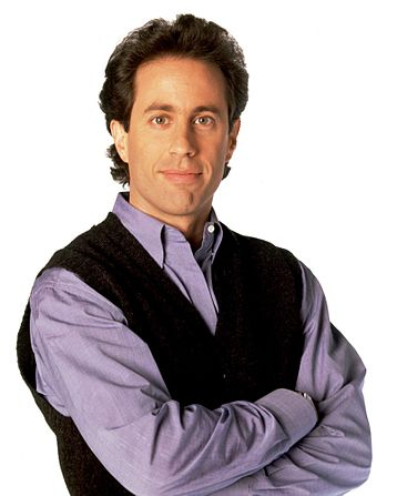 Jerry Seinfeld at Murat Theatre
