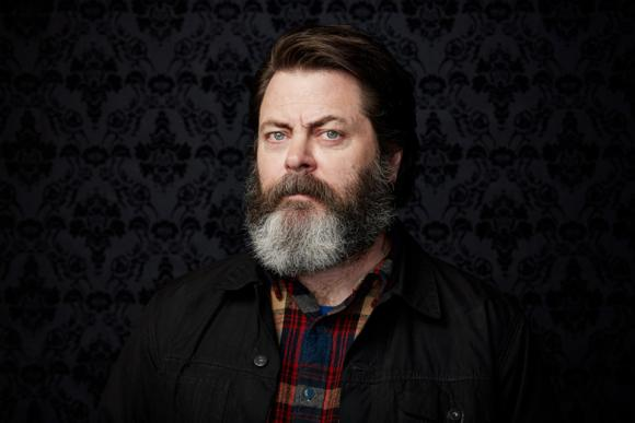 Nick Offerman at Murat Theatre