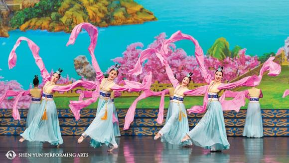 Shen Yun Performing Arts at Murat Theatre
