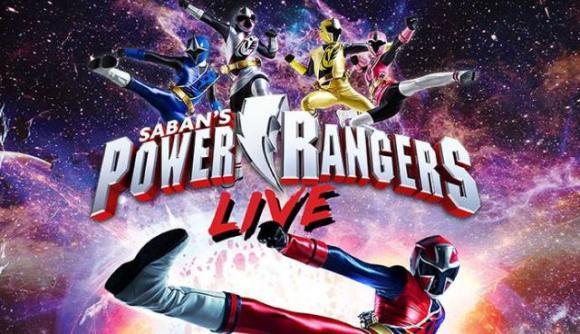Power Rangers Live! at Murat Theatre