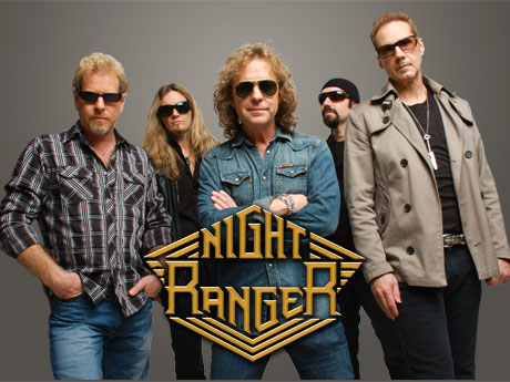 Night Ranger at Murat Theatre