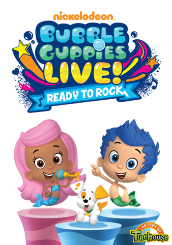 Bubble Guppies Live at Murat Theatre