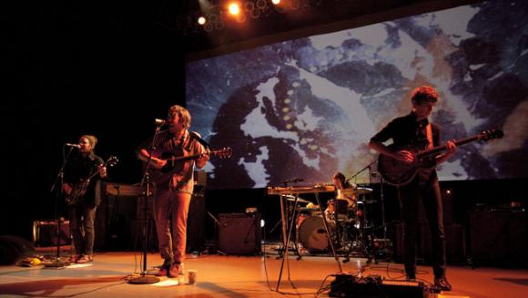 Fleet Foxes at Murat Theatre
