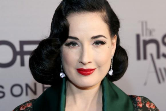 Dita Von Teese at Murat Theatre