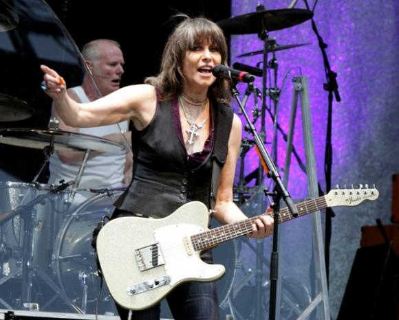 The Pretenders at Murat Theatre