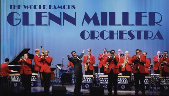 Glenn Miller Orchestra at Murat Theatre