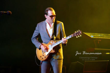 Joe Bonamassa at Murat Theatre