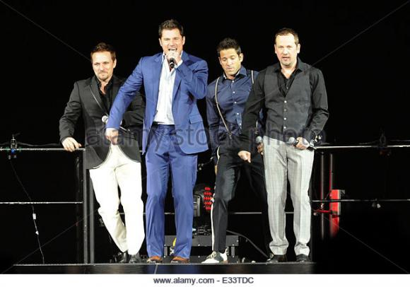 98 Degrees at Murat Theatre