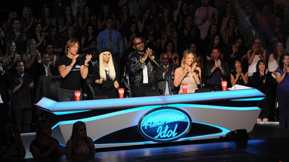 American Idol Live at Murat Theatre