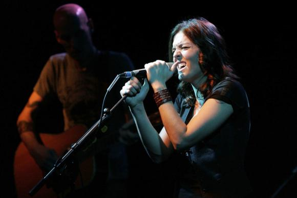 Brandi Carlile at Murat Theatre