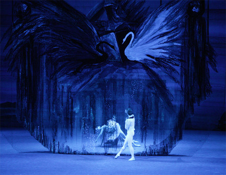 Swan Lake at Murat Theatre