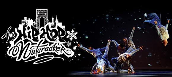 The Hip Hop Nutcracker at Murat Theatre