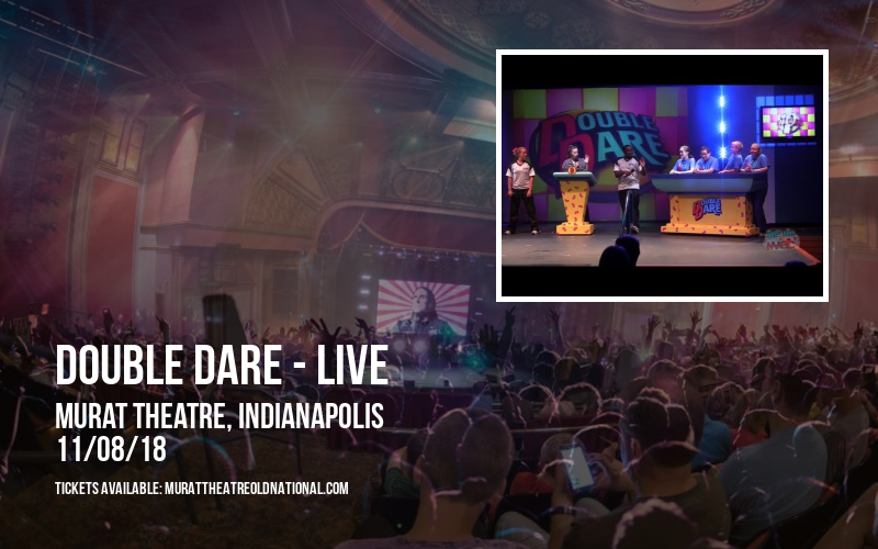Double Dare - Live at Murat Theatre
