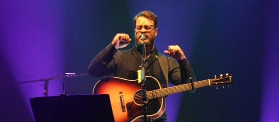 Amos Lee at Murat Theatre
