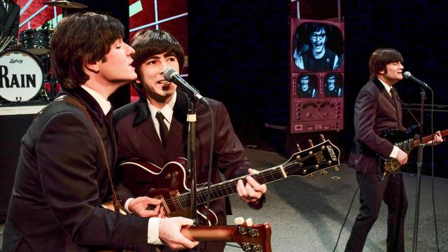 Rain - A Tribute to The Beatles at Murat Theatre