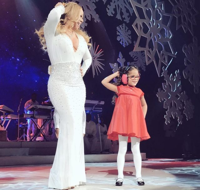 Mariah Carey at Murat Theatre