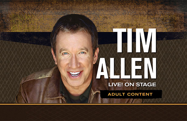 Tim Allen at Murat Theatre