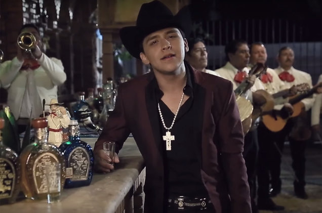 Christian Nodal at Murat Theatre