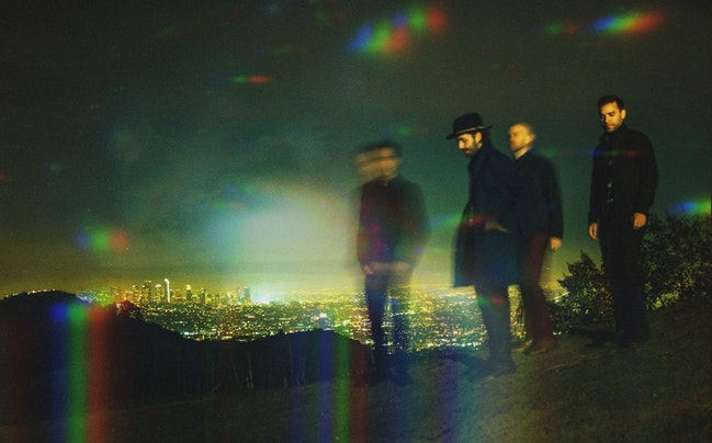 Lord Huron & Bully at Murat Theatre