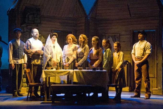 Fiddler On The Roof at Murat Theatre