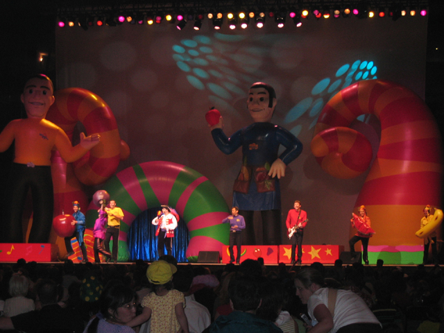 The Wiggles at Murat Theatre