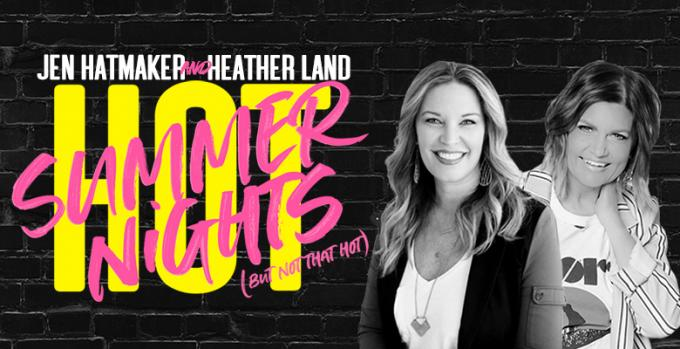 Jen Hatmaker & Heather Land at Murat Theatre