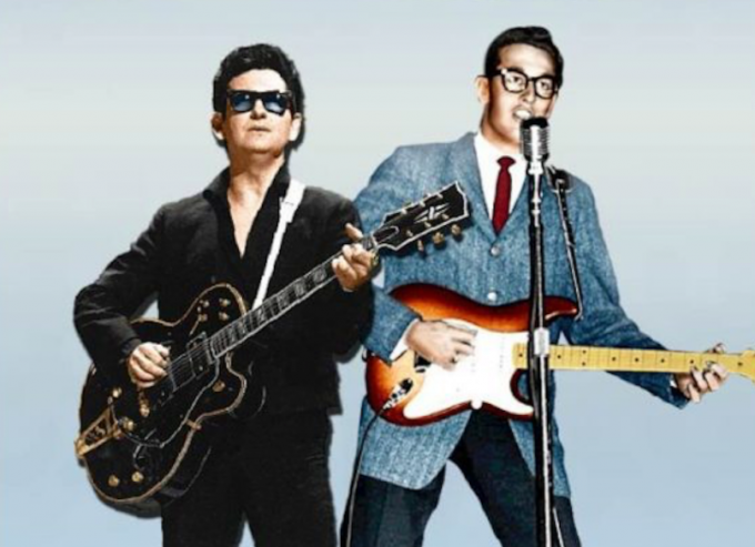 Buddy Holly & Roy Orbison Hologram Show at Murat Theatre
