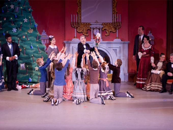 Indianapolis Ballet: The Nutcracker at Murat Theatre