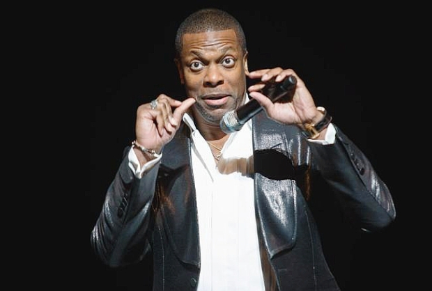 Chris Tucker at Murat Theatre