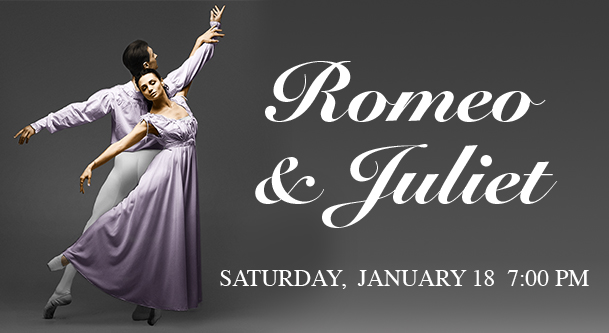 National Ballet Theater of Odessa: Romeo and Juliet at Murat Theatre