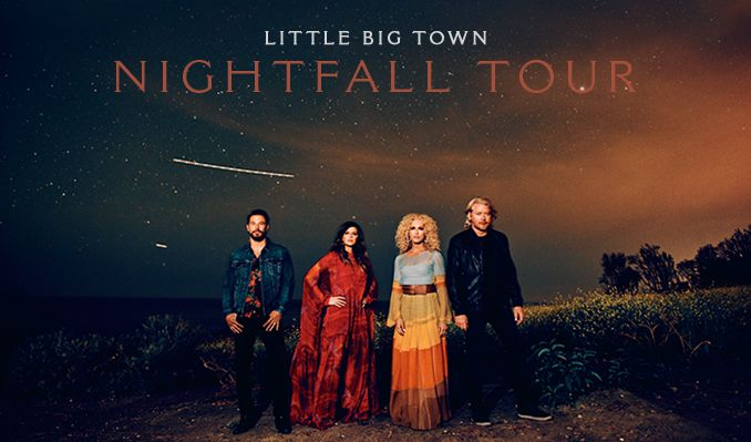 Little Big Town & Caitlyn Smith at Murat Theatre