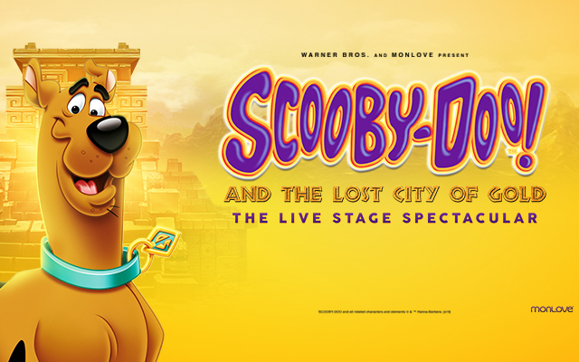 Scooby-Doo! and The Lost City of Gold at Murat Theatre