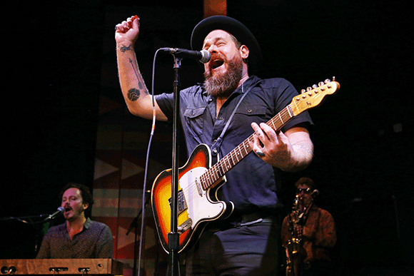 Nathaniel Rateliff at Murat Theatre
