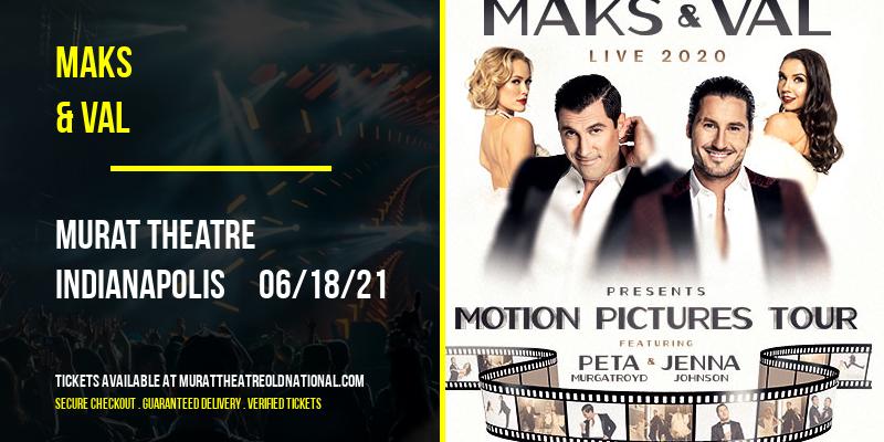 Maks & Val at Murat Theatre