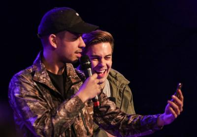 Tiny Meat Gang Tour: Cody Ko & Noel Miller [CANCELLED] at Murat Theatre