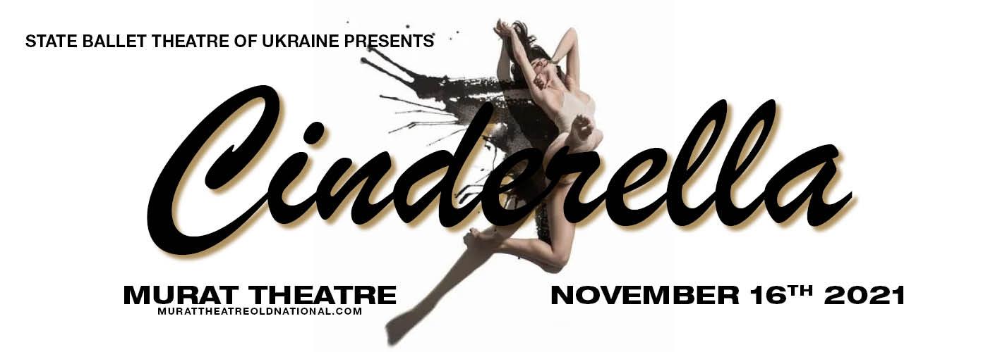 State Ballet Theatre of Ukraine: Cinderella at Murat Theatre