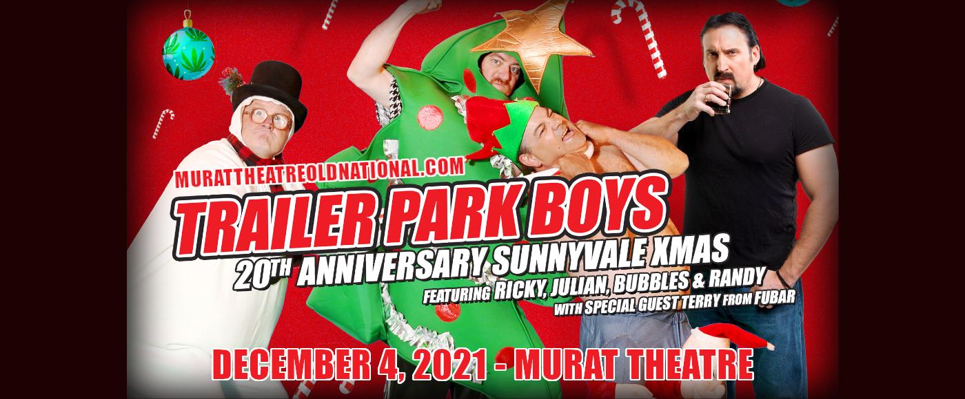 Trailer Park Boys at Murat Theatre