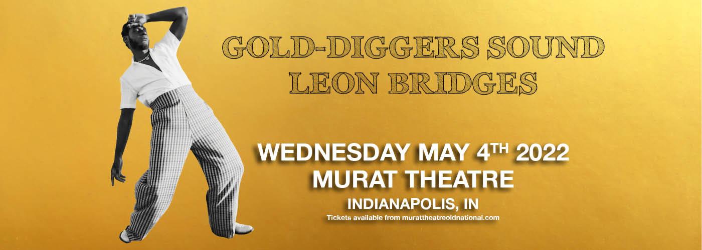 Leon Bridges at Murat Theatre