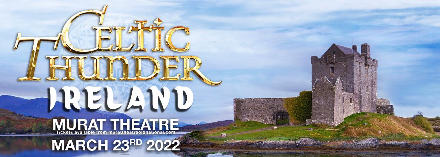 Celtic Thunder: Ireland at Murat Theatre