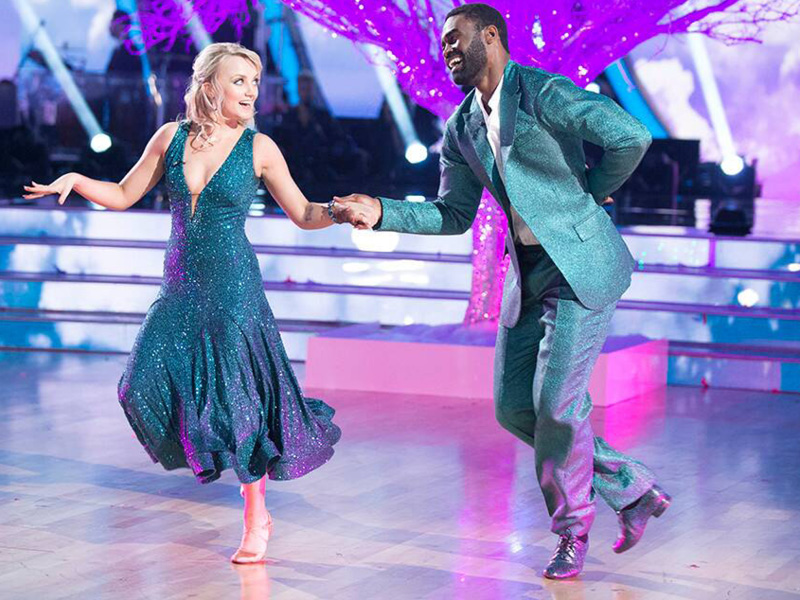 Dancing With The Stars Live Tour 2022 at Murat Theatre