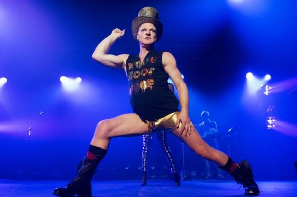 Erasure at Murat Theatre