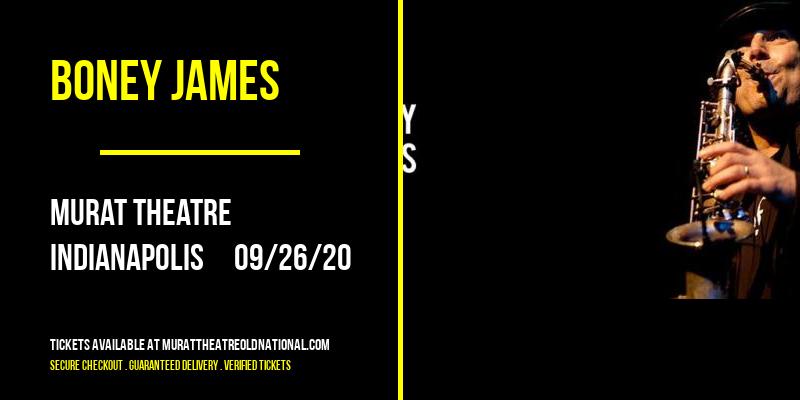 Boney James at Murat Theatre