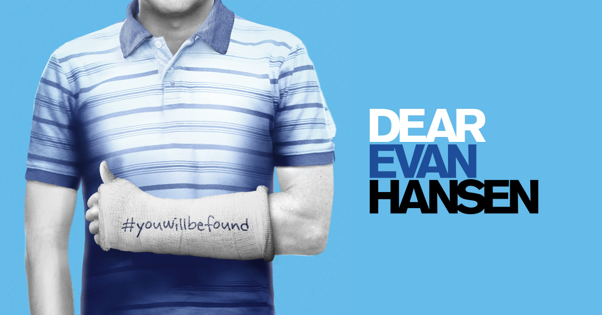 Dear Evan Hansen at Murat Theatre