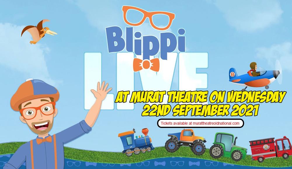 Blippi Live at Murat Theatre